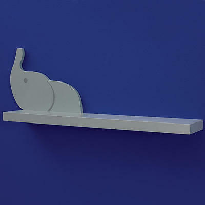 Happy Chic Baby by Jonathan Adler Taylor and Emma Elephant Shaped Wall Shelf