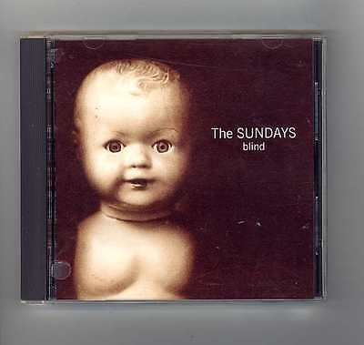 SUNDAYS-Blind  US CD