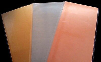 Albion Alloys Metal Sheets 100 mm x 250 mm Scratch Building Detailing