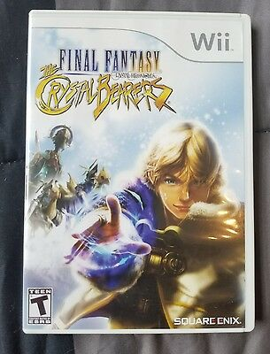 Final Fantasy Crystal Chronicles: The Crystal Bearers Square Enix Complete