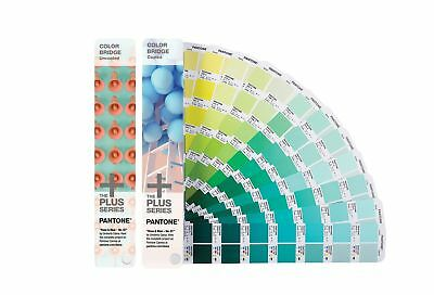 PANTONE COLOR BRIDGE SET Coated & Uncoated NO TAX