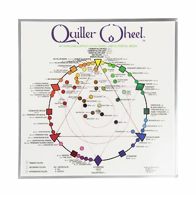 Jack Richeson Quiller Color Wheel for All Media by Stephen Quiller 8.5... NO TAX