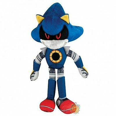 "Sonic Boom Small 7"" Plush Toy - Metal Sonic"