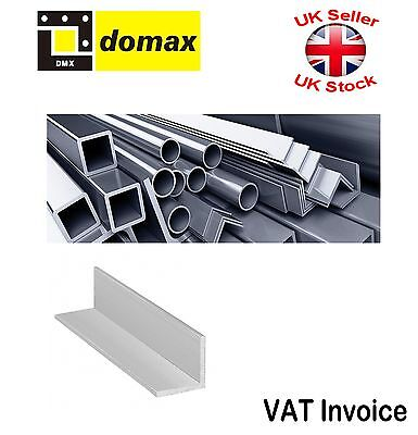 Aluminium Extrusion Profiles Even Angle Length: 100 cm Size:15 - 40 mm