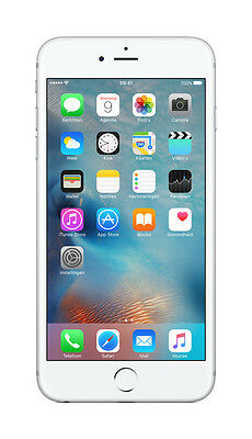 New Apple iPhone 6s - 16GB - Silver (AT&T) 4G LTE Factroy Unlocked Smartphone