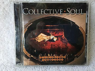 Collective Soul  Disciplined Breakdown Music CD 1997