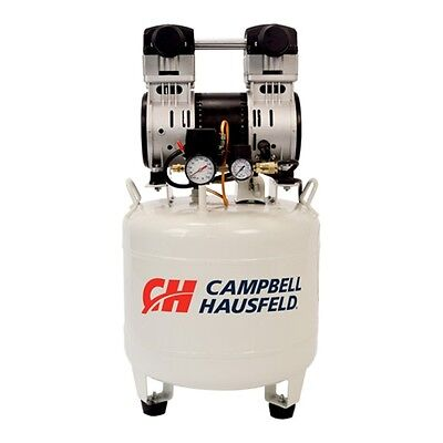 Campbell Hausfeld 1.5Hp 10 Gal Quiet Air compressor! NEW WTS115802 Free Shipping