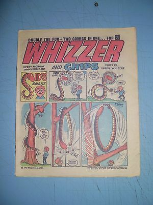 Whizzer and Chips issue dated November 27 1971