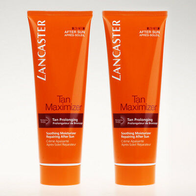 Lancaster After Sun ★ Tan Maximizer Soothing Moisturizer Face and Body 250 - 2x