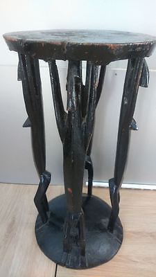 African statue. Statue Africaine