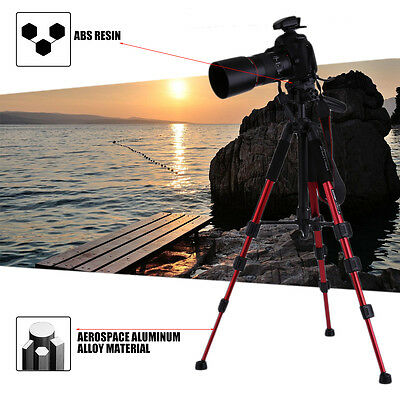 Zomei Q111 Professional Heavy Duty Aluminium Tripod&Pan Head for DSLR Camera VIP