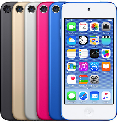Apple iPod Touch 6th Generation All Colors 16GB 32GB 64GB 128GB *Refurbished*
