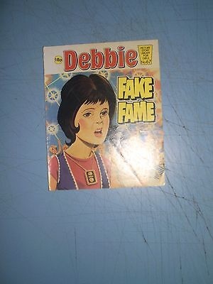 Debbie Picture Story Library issue 67
