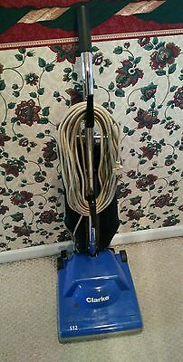 Clarke S12  Commercial Upright Vacuum Cleaner