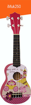 Ukulele for beginners Once upon a time iMuk250 Soprano 21 inch