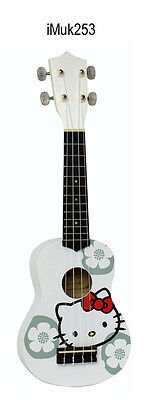 Ukulele for beginners Kitty iMuk253 Soprano 21 inch