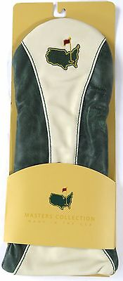 NEW Masters LIMITED EDITION Leather DRIVER Headcover EXCLUSIVE Berckmans !