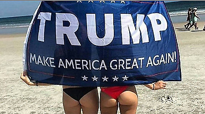 3x5ft President Donald Trump Flag 2016 Make America Great Again(FREE SHIPPING)