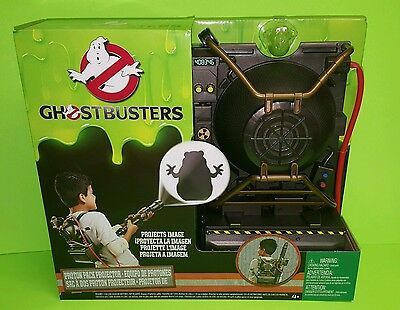 Ghostbusters 2016 Electronic Proton Pack Projector Costume Mattel Cosplay