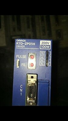 1PC NEW OMRON R7D-ZP01H Servo Drives  IN BOX #017