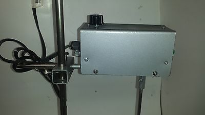 LABORATORY LAB BATCH MIXER WITH STAND AND MIXING BLADE (watch video)