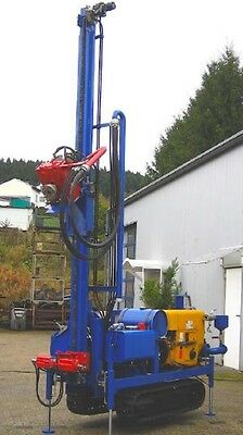 Borehole Water Well Drilling Rig Machine Business Opportunity