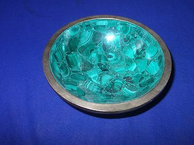 5 1/4'' malachite bowl
