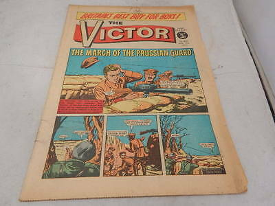 THE VICTOR COMIC No 630 ~ Mar 17th 1973 ~ The March Of The Prussian Guard