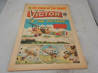 THE VICTOR COMIC No 477 ~ Apr 11th 1970 ~ In The Picture