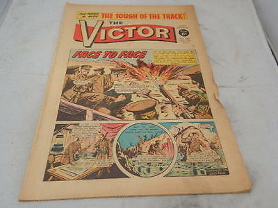THE VICTOR COMIC No 499 ~ Sept 12th 1970 ~ Face To Face
