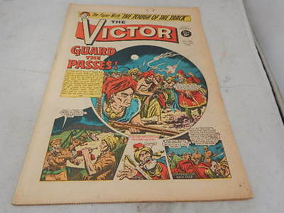 THE VICTOR COMIC No 506 ~ Oct 31st 1970 ~ Guard The Passes