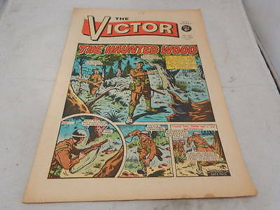 THE VICTOR COMIC No 510 ~ Nov 28th 1970 ~ The Haunted Wood