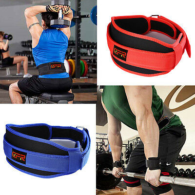 UK Magnetic Heat Waist Belt Brace For Lower Back Pain Relief Therapy Support AM