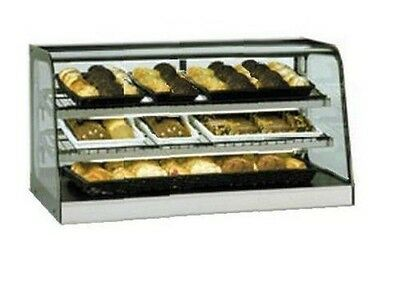 "Bakery Display Case, Countertop 48"" FEDERAL"