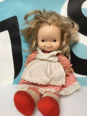 Fisher Price Lapsitter Lap Sitter Mary Blonde Doll 200