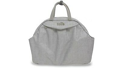 SmarTrike toTs Chic Nappy Bag with Stylish & Sleek Design, in Beige Colour