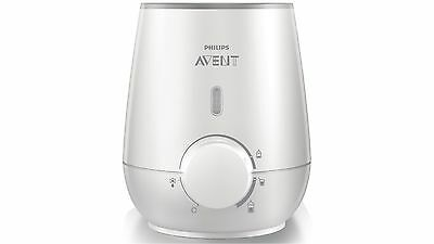 Avent Electric Bottle & Baby Food Warmer with Stainless Steel Interior