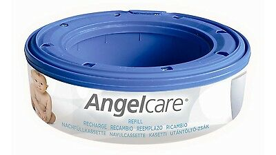 Angelcare Nappy Refill Cassettes, Multi-layered, Odour-sealing Function