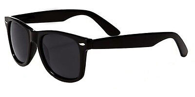 Lot of 12 Teen Classic 80s Retro Black Wayfarer Sunglasses  Ages 8 and Up