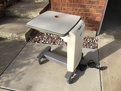 Topcon AIT-20 - Electric Instrument Table 20in X 17 1/2in