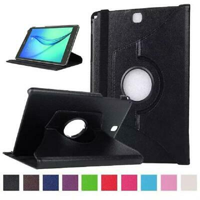 PU Leather Rotating Stand Case Cover For Samsung Galaxy Tab A 9.7 T550 T555 P550