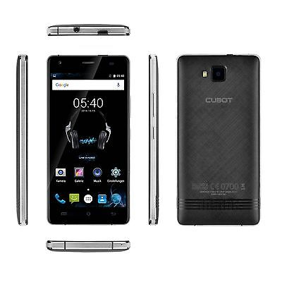 "Cubot Echo 5"" Zoll 16GB 13MP Android6.0 Quad Core Dual SIM 3G Smartphone Handy H"