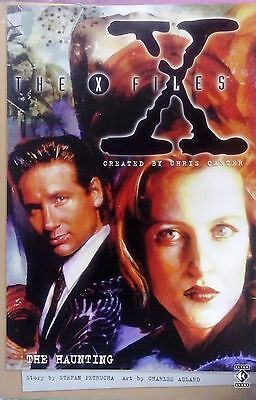 The X-Files - The Haunting graphic novel
