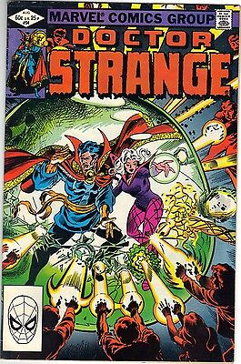 DOCTOR STRANGE 54 Aug 1982 Marvel Comics Price Includes Delivery in UK