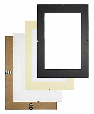 Clip Frame Picture Photo Frames Poster Frame A4 Size With Bespoke Mount