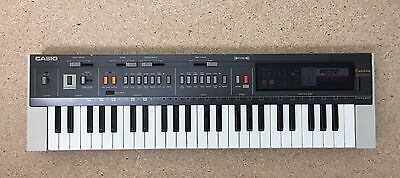 *CASIO MT-800 Electronic Keyboard Synthesizer Vintage Music Piano