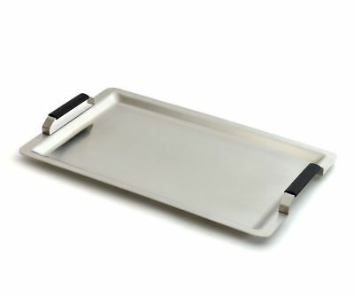 BergHOFF Teppanyaki Brushed Stainless Steel Induction-Safe Heatable Grill Plate