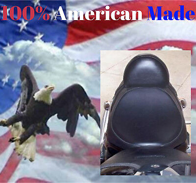 Custom Suzuki  Boulevard M109 or M90 Motorcycle Drivers Backrest