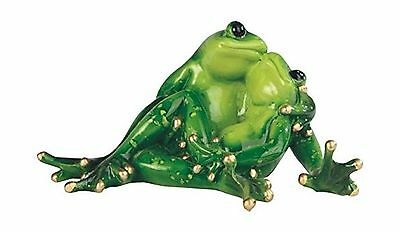 StealStreet SS-G-61180 Two Frogs Sitting and in Love Figurine... (2Day Delivery)