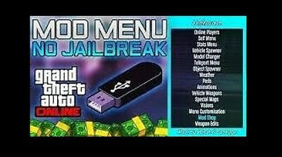 GTA 5 PS3 USB Mod Menu (No Jailbreak Required) 100% effective